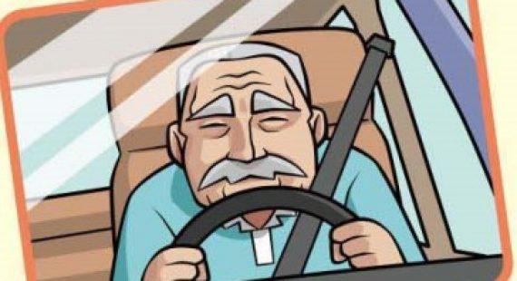 老人開車上路驚不驚?誘因配套想一想