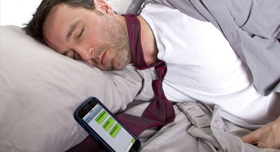 手機消磨時間還是感情?