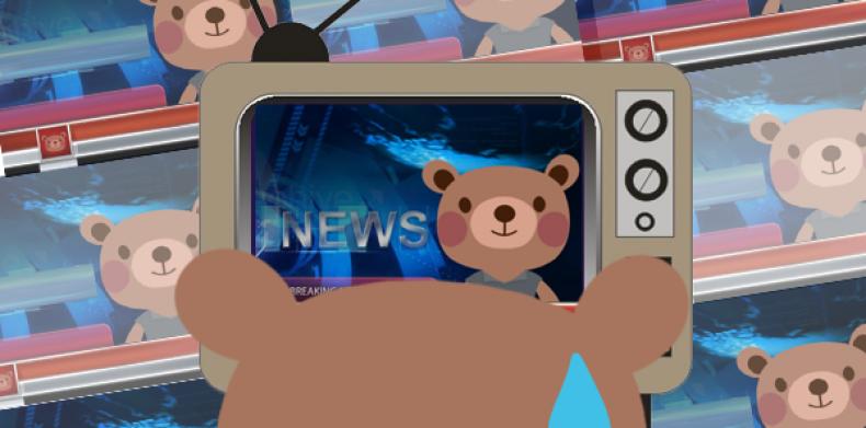 小熊看新聞忍受度分析結果