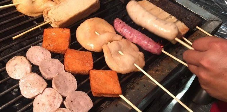 烤肉除了快樂,還有……