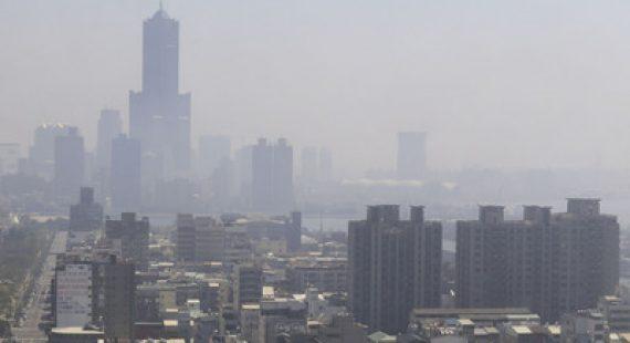 小熊日記:空汙影響公眾健康