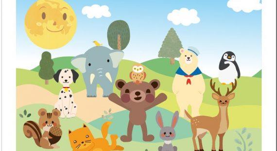 小棧八週年創棧紀念 |小熊與你的合照